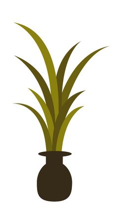Cool Illustration of a flower pot.