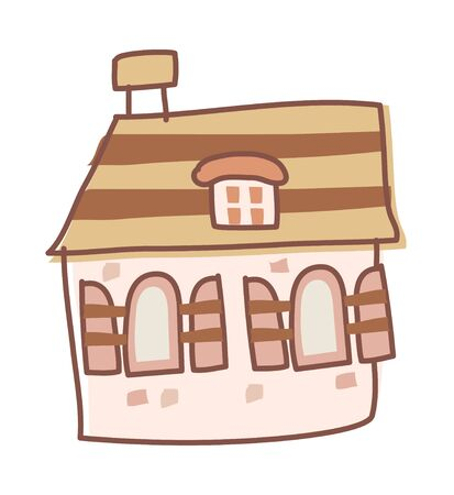 vector illustration: house Illustration