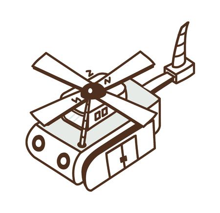 vector illustration: vehicle