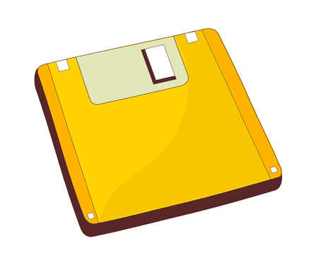 Vector illustration of weighing scale Illustration