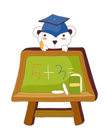 vector illustration: board Illustration