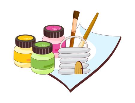 vector illustration: education