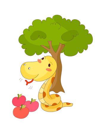 vector illustration: animal Illustration