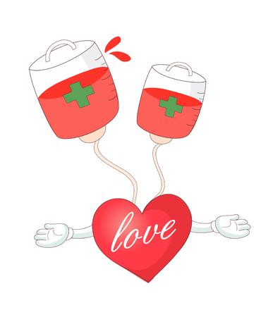 vector illustration: love Illustration