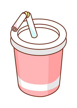 vector illustration: drinks