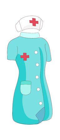 A  vector illustration: medicine