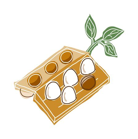 do cooking: vector illustration: food