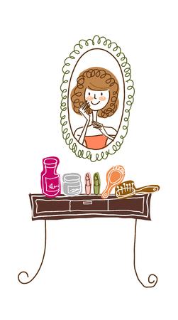 vector illustration: room Illustration