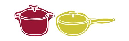 do cooking: vector illustration: cooking Illustration