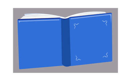 Vector Illustration: book