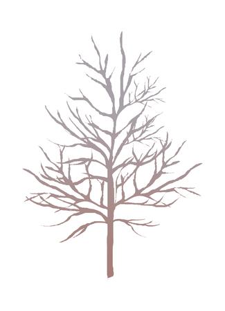a sprig: Vector Illustration: tree Illustration