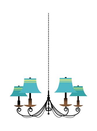 Vector Illustration: light Illustration