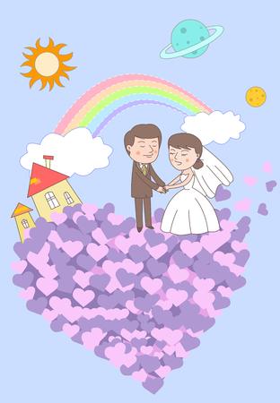 Newlyweds Together