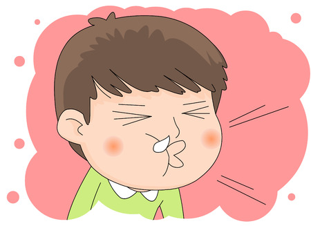 Sick: runny nose