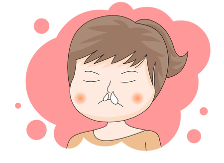 Sick: runny nose