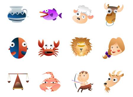 capricornio: Animales de aspecto salvaje