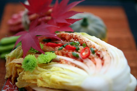 Kimchi - Korean food