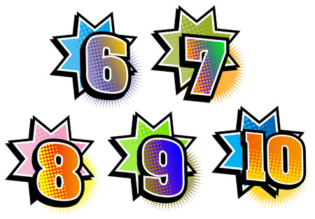 Numerical numbers