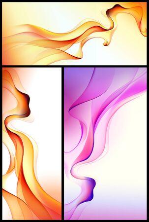 Smoke Effect, vector illustration.