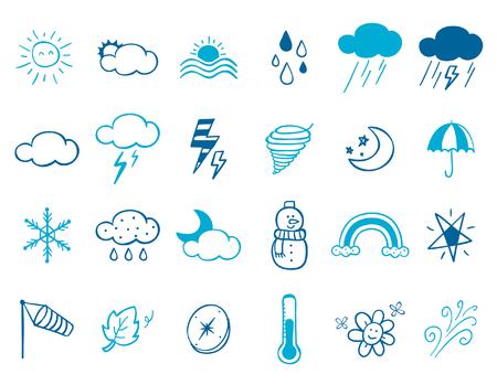 wheater: wheater Icon set