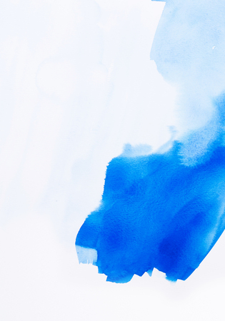 Colorful water color background