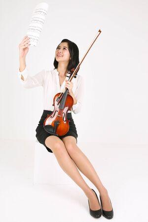 violinista: Violinista, tenencia, musical, notas