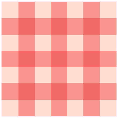 gingham: Red gingham seamless pattern background