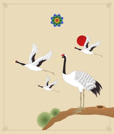 韓国の伝統的民俗絵画