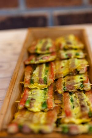 Korean food - Korean jeon