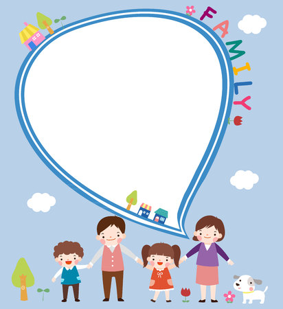 Family concept template