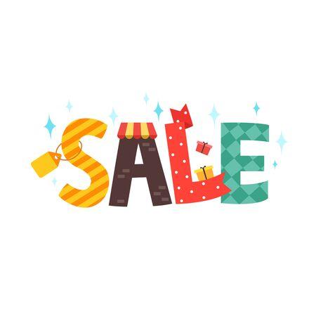 Sale design word
