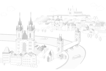 prague illustrated