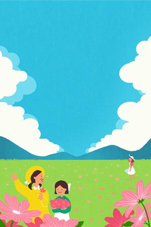 Picnic in spring013
