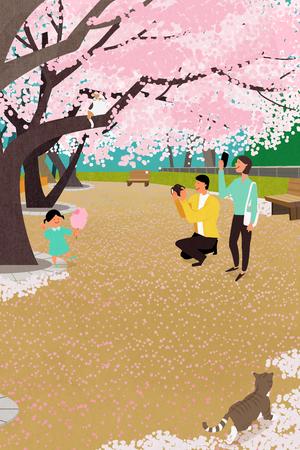 Picnic in spring001