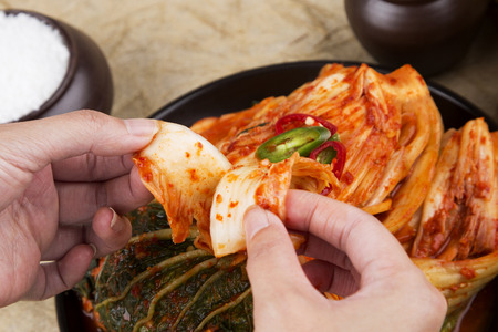 kimchi, which is a globally recognized healthful food 110