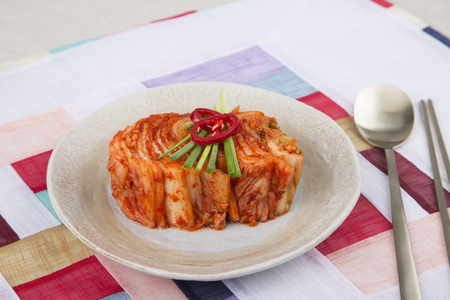 kimchi, which is a globally recognized healthful food 112