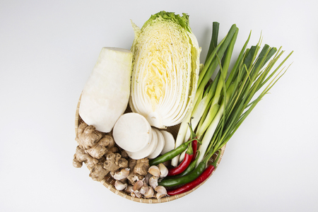 kimchi, which is a globally recognized healthful food