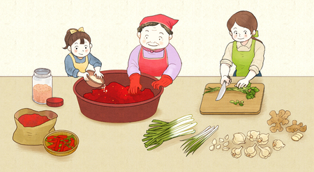 kimjang, kimchi-making for the winter 010