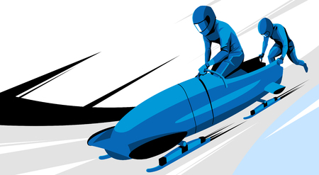 A Powerful of Winter Sports - second part 004 Illustration