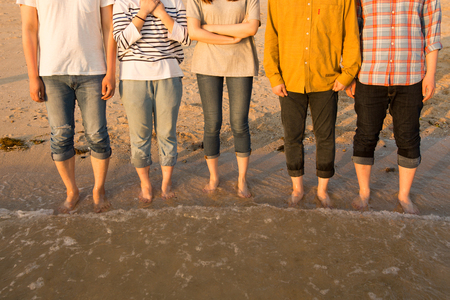 Group Harmony Concept Photo - Teamwork and Friendship Togetherness Happiness Concept. 288 Zdjęcie Seryjne