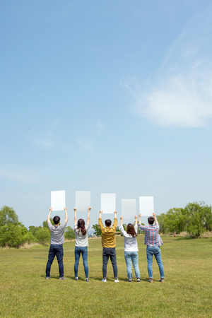 Group Harmony Concept Photo - Teamwork and Friendship Togetherness Happiness Concept. 125 Standard-Bild