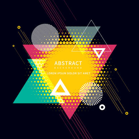 Simple stylish Abstract background design