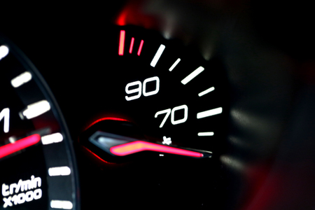 Speedometer Needle Stock Photos And Images - 123RF