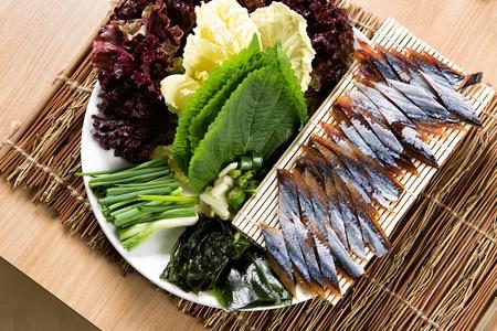 Billfish sashimi
