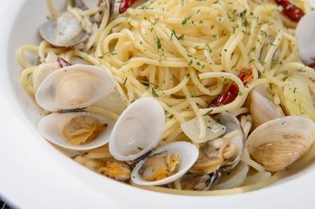 Vongole pasta