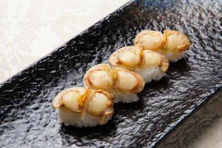 Shellfish sushi
