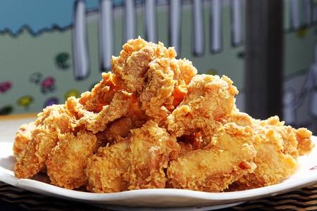 Korean-style Boneless chicken Banque d'images - 108322160