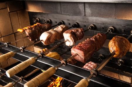 Churrasco, grilled beef