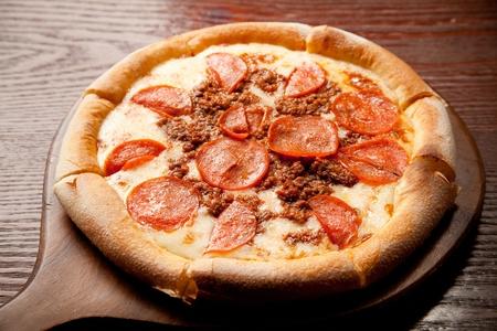 diabolo pizza Banque d'images - 108187304