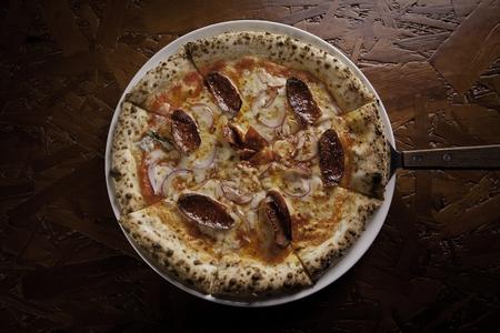 diabolo pizza Banque d'images - 108187172